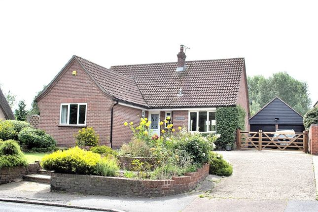 Thumbnail Detached bungalow for sale in Ford End, Chelmsford, Essex
