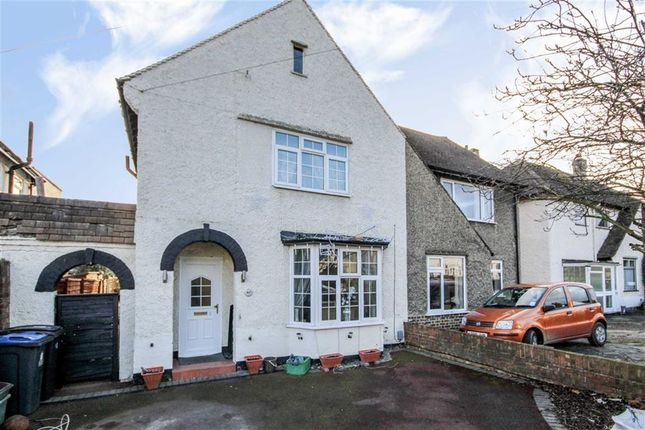 Thumbnail Semi-detached house to rent in Priory Road, Chessington