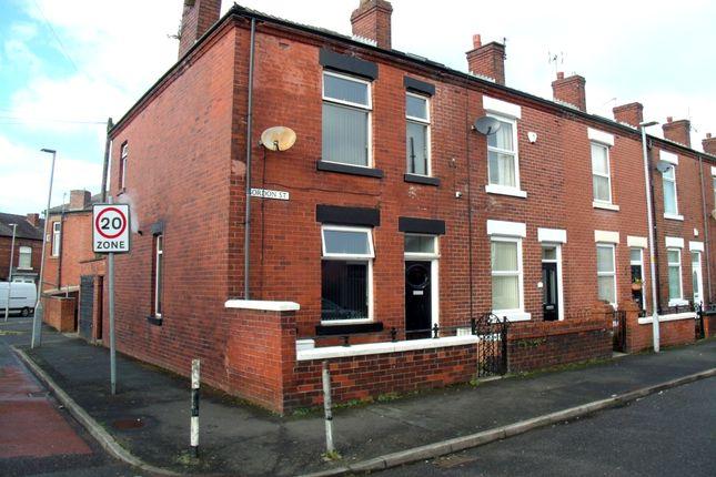 Thumbnail Terraced house for sale in Gordon Street, Hyde