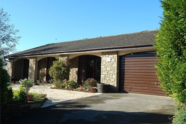 Thumbnail Detached bungalow for sale in Skipton Old Road, Colne, Lancashire