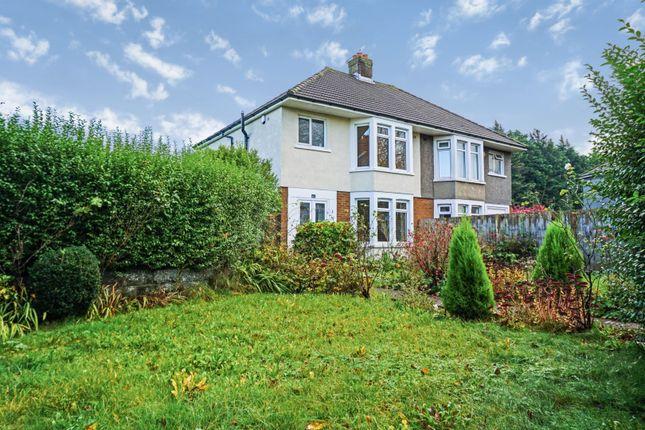 Thumbnail Semi-detached house for sale in Heath Park Lane, Heath
