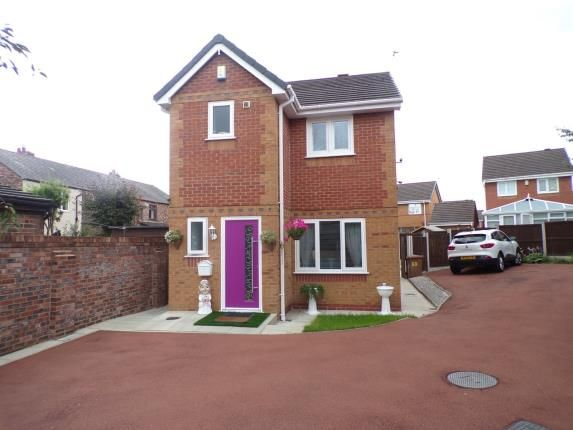 Thumbnail Detached house for sale in Kenyons Lane South, Haydock, Merseyside, .