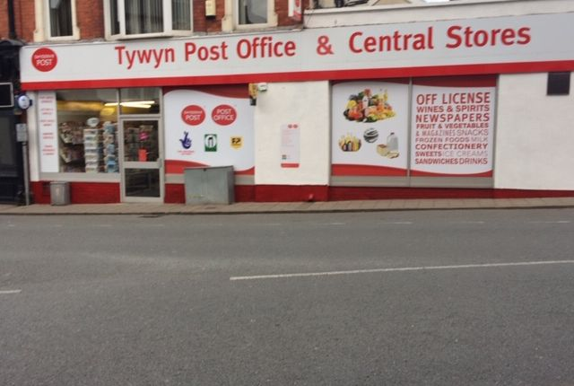 Thumbnail Retail premises for sale in Neptune Road, Gwynedd