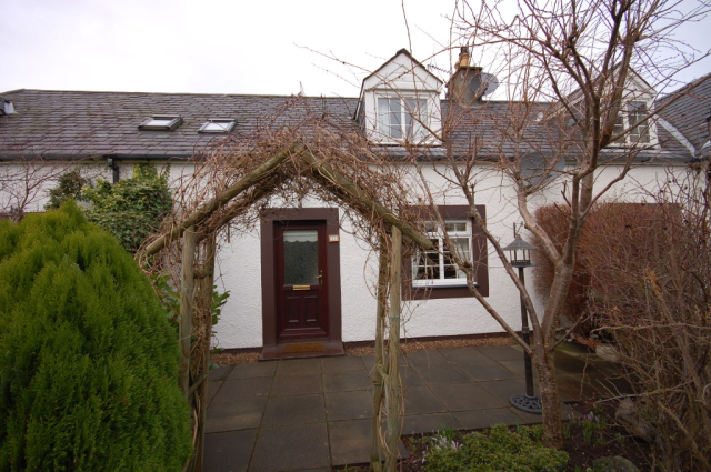 Thumbnail Flat to rent in Culloden Court, Inverness IV2,