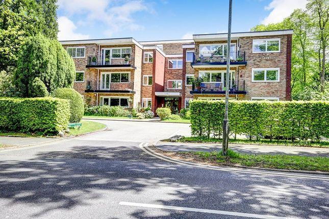 Thumbnail Flat to rent in Clysbarton Court, Bramhall, Stockport