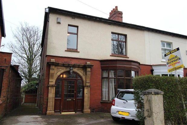 Thumbnail Property for sale in Powis Road, Preston