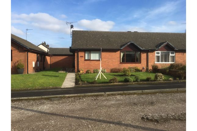 Thumbnail Semi-detached bungalow for sale in Ward Avenue, Oswaldtwistle