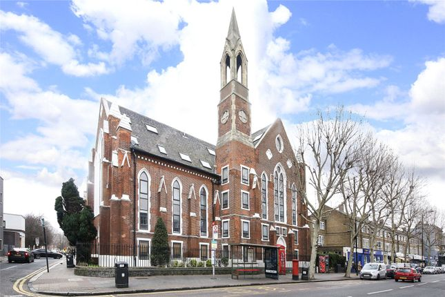Thumbnail Flat for sale in St. James Court, 331 Bethnal Green Road, London