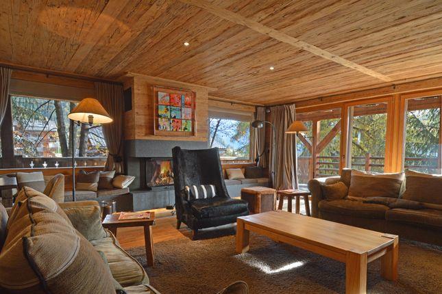 Thumbnail Apartment for sale in Route Des Creux 37, Verbier, Valais, Switzerland