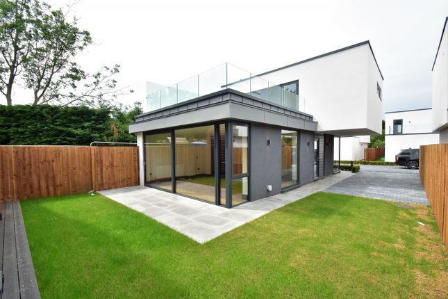 Thumbnail Detached house for sale in Moss Lane, Bramhall, Stockport