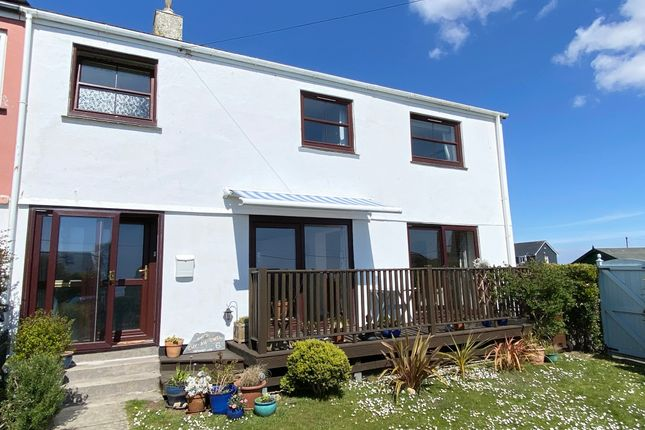 4 bed semi-detached house for sale in Trevenner Lane, Marazion TR17