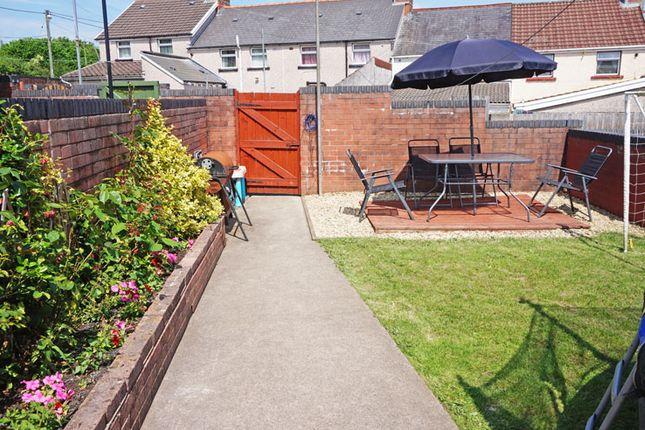 Thumbnail Terraced house for sale in Duffryn Street, Tir-Y-Berth