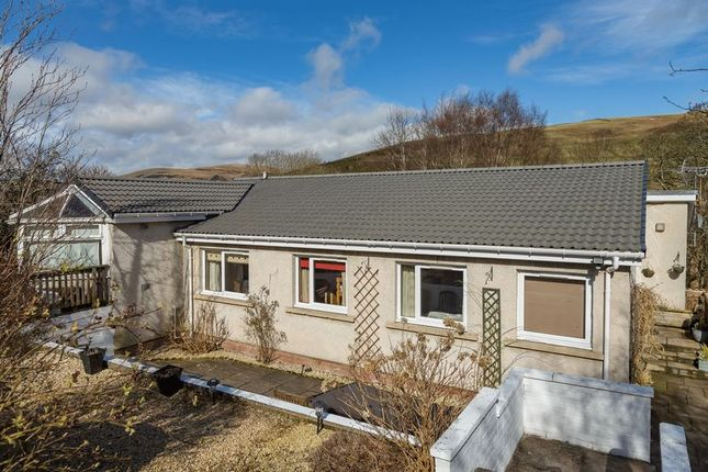 Thumbnail Detached house for sale in Windybraes, Windyknowe Road, Galashiels