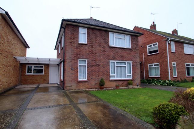 Thumbnail Detached house for sale in Gainsborough Road, Colchester