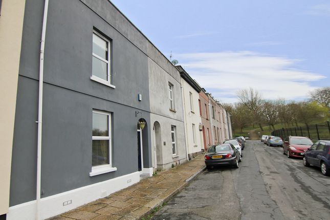 Thumbnail Terraced house for sale in Pym Street, Plymouth