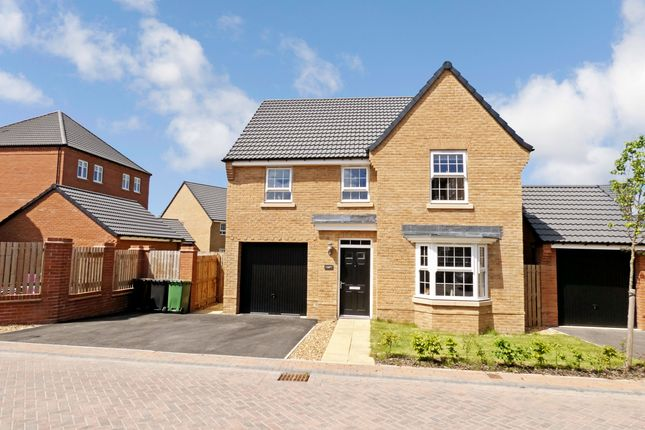 Thumbnail Detached house for sale in Cavendish Road, Wetherby