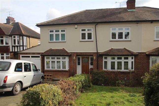 Thumbnail Semi-detached house for sale in Forest Edge, Buckhurst Hill, Essex