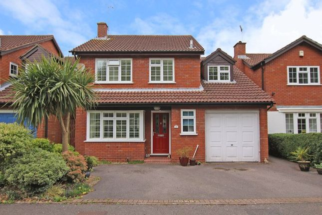 Thumbnail Detached house for sale in Ferndale Road, Marchwood, Southampton