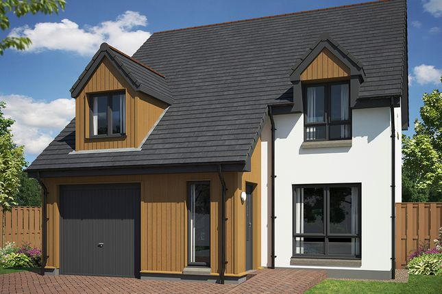 Thumbnail Detached house for sale in Off Mannachie Road, Forres