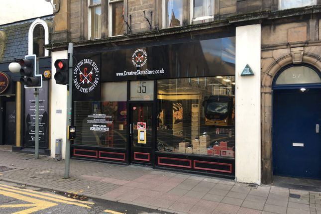 Thumbnail Retail premises to let in 55 Academy Street, Inverness