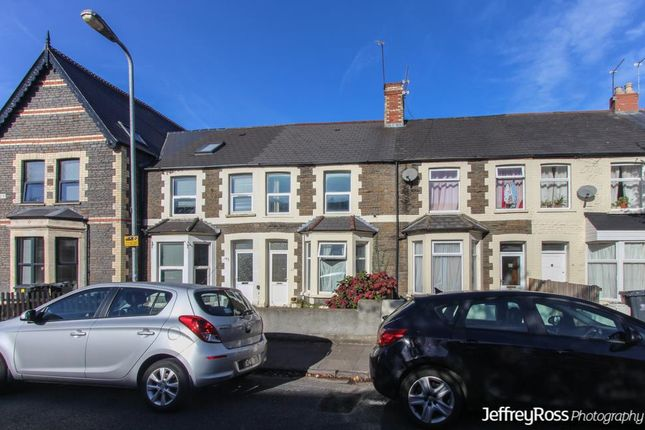 Thumbnail Property to rent in Richard Street, Cathays, Cardiff