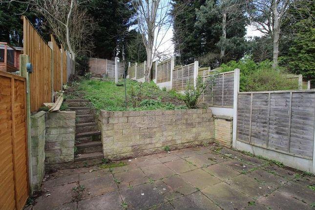 Rear Garden of Collis Street, Wordsley, Stourbridge DY8