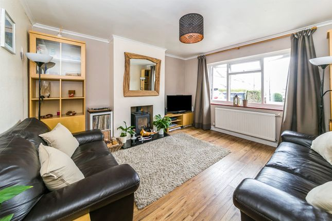 Thumbnail Semi-detached house for sale in Junction Road, Burgess Hill