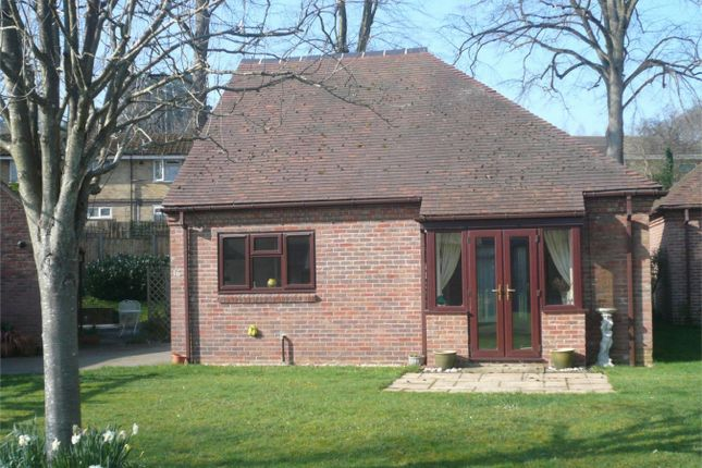 Thumbnail Detached bungalow for sale in Bowling Court, Henley-On-Thames