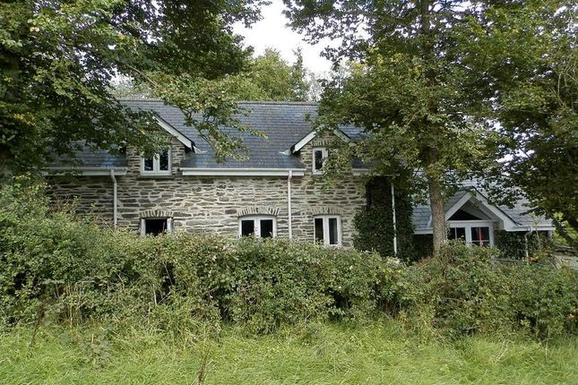 Thumbnail Detached house for sale in Caemorgan Road, Cardigan, Ceredigion