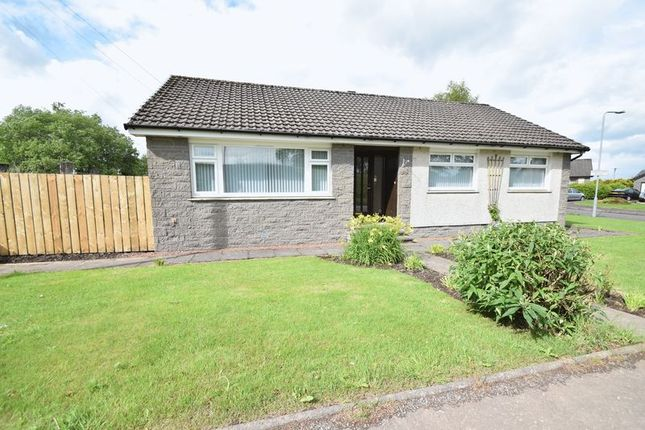 Thumbnail Detached bungalow for sale in 1 Annieston Place, Symington, By Biggar