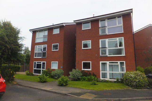 Thumbnail Flat to rent in Farnborough Court, Four Oaks, Sutton Coldfield