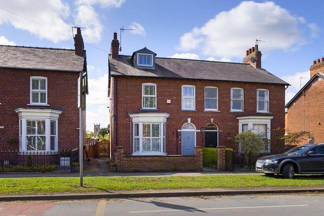 Thumbnail Semi-detached house for sale in Garths End, Pocklington, York