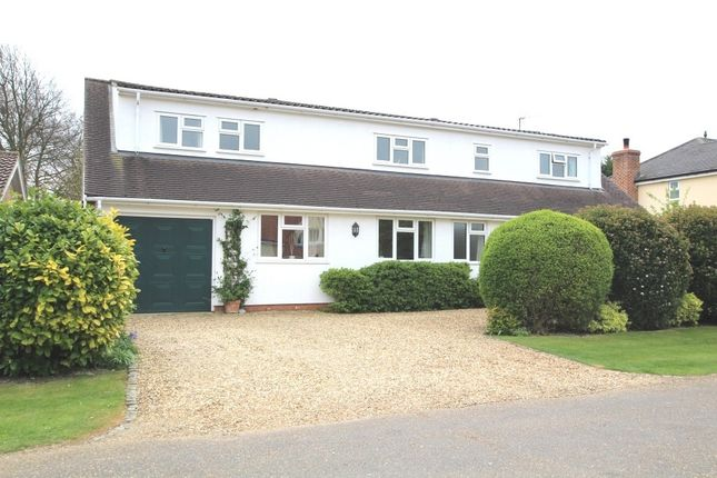 Thumbnail Detached house for sale in Heathfield, Royston
