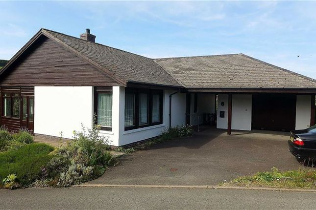 Thumbnail Bungalow for sale in Bryn Meillion, Bow Street, Ceredigion