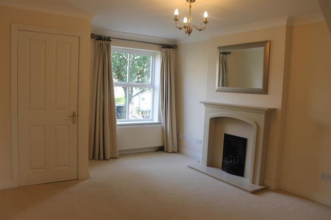 Thumbnail End terrace house to rent in Parlington Villas, Aberford, Leeds