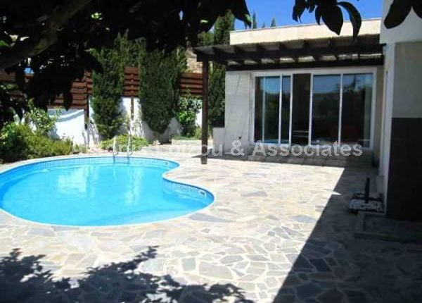 2 bed bungalow for sale in Pissouri, Limassol, Cyprus