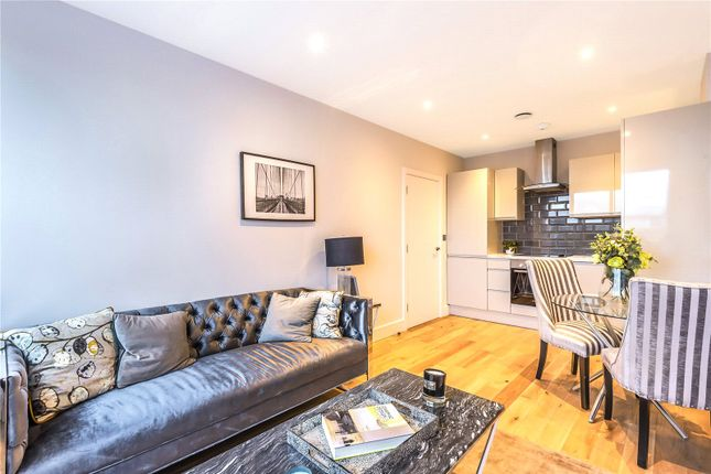 Thumbnail Flat for sale in Mitchell House, Southampton Road, Eastleigh