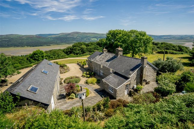 Thumbnail Detached house for sale in Mynydd Isaf, Aberdovey