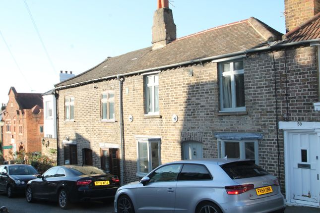 2 bed terraced house to rent in West Street, Harrow On The Hill