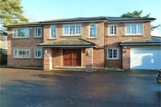 Thumbnail Detached house to rent in Eastern Way, Ponteland, Newcastle Upon Tyne
