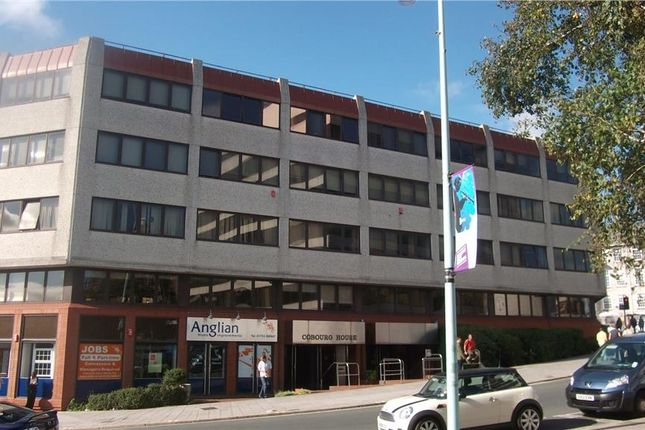 Thumbnail Office to let in Fourth Floor, Cobourg House Mayflower Street, Plymouth