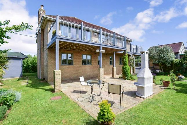 Thumbnail Detached house for sale in Sandy Way, Shorwell, Newport, Isle Of Wight