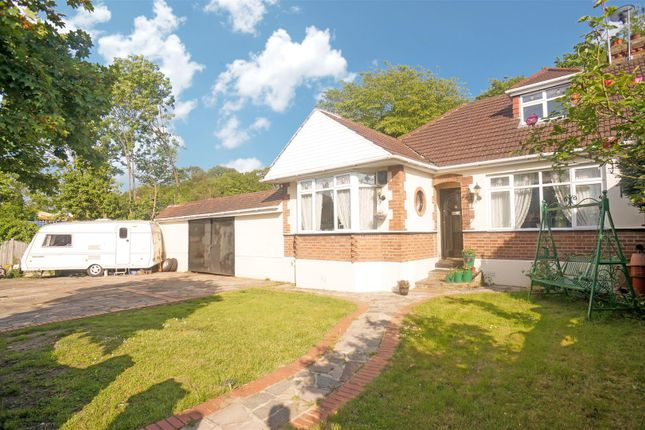 Thumbnail Detached bungalow for sale in The Avenue, London