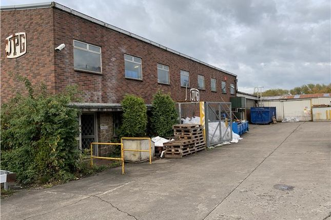 Thumbnail Light industrial for sale in Jpg Site Services, Kerry Road, Newtown, Newtown, Powys