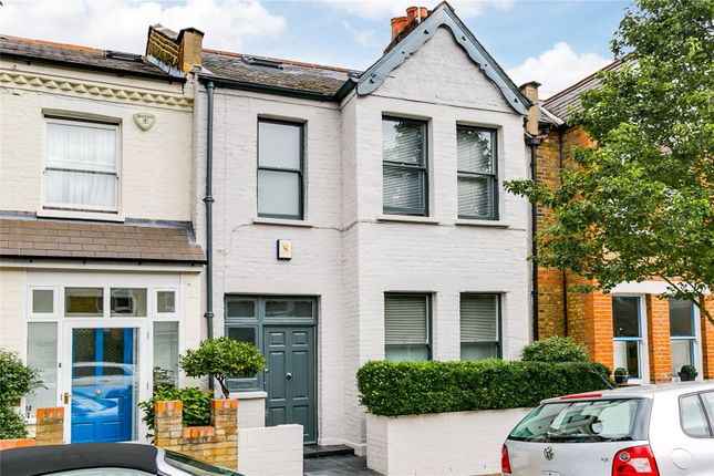 Thumbnail Terraced house for sale in Grove Road, London