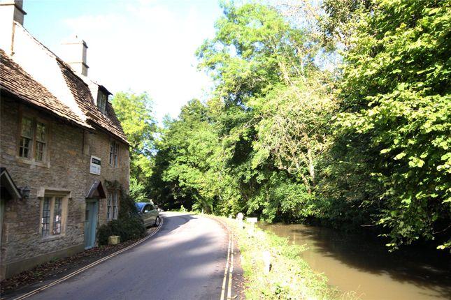 Street Scene of Castle Combe, Wiltshire SN14