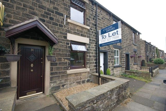 Thumbnail Cottage to rent in Broadbottom Road, Mottram, Hyde