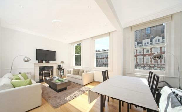Thumbnail Flat to rent in Emperors Gate, South Kensington, London