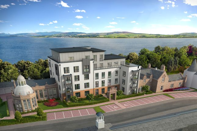Thumbnail Flat for sale in Ddd, Inverclyde
