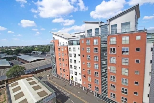 Thumbnail Flat for sale in Burgess House, 42 Sanvey Gate, Leicester, Leicestershire